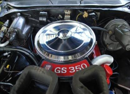 5l v8发动机; 别克历史 buick家族gs猛士大阅兵