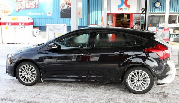 新福克斯RS或2016年发布 350马力前驱车高清图片